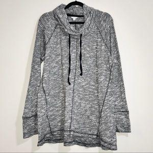 Sonoma Cowl Neck Pullover Sweater - #1350